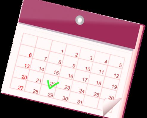 Calendario centro salute benessere cbs torino